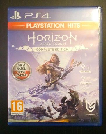 Horizon Zero Dawn Complete Edition   Gra na PS4 (PL)