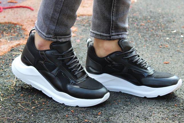 Мужские кроссовки кеды (40-44 размер) кросовки обувь взуття