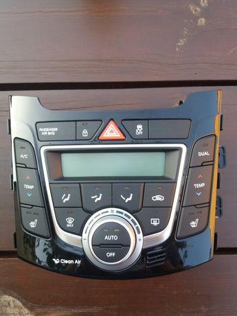 Panel klimatyzacji Hyundai i30