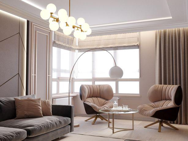 Ремонтні роботи в квартирах, приватних будинках та інших приміщеннях