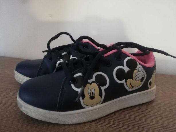Adidasy Disney rozm 31 wkładka 19 cm