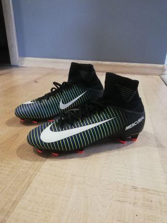 Buty piłkarskie Nike Mercurial rozm 36.5, długość wkładki 23.5cm