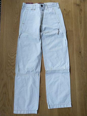 Murphy & Nye spodnie żeglarskie marynistyczne roz 32.