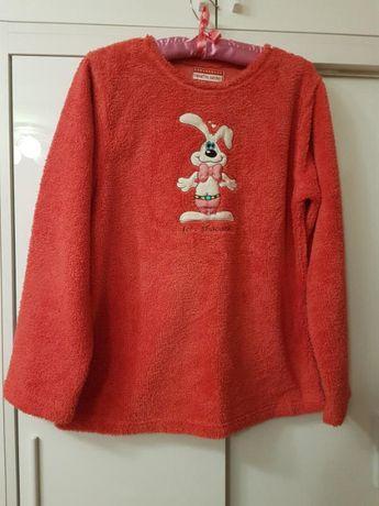 ciepła piżama dresy