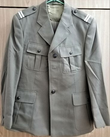 Mundur wyjściowy oficerski wojsk lądowych wz. 101/MON