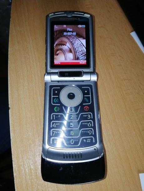 Telefon Motorola V3xx sprawny telefon komórkowy Motorola V3xx