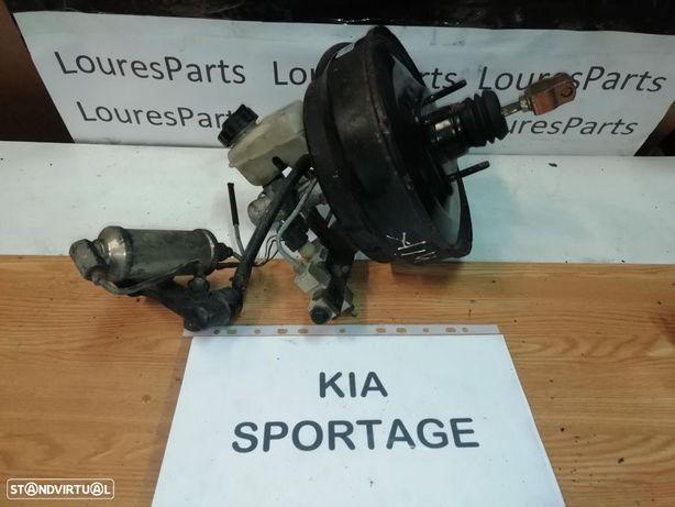 Servo freio, bomba travões e embraiagem Kia Sportage 96 a 2001