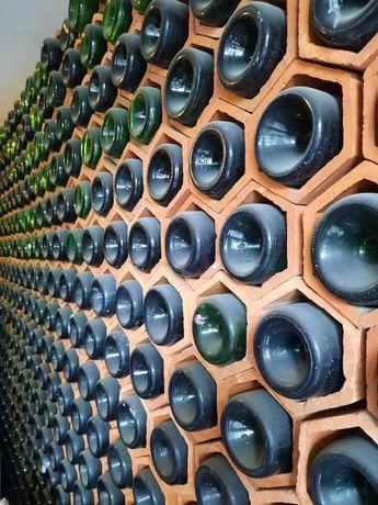 Garrafeira com 1000 garrafas
