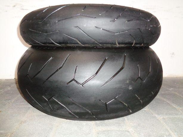 Opona tył Pirelli Diablo Rosso II 240/45/17 DUCATI DIAVEL