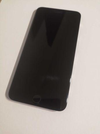 Ekran Apple IPhone 8+ PLUS Czarny + czujnik + przycisk zamiennik