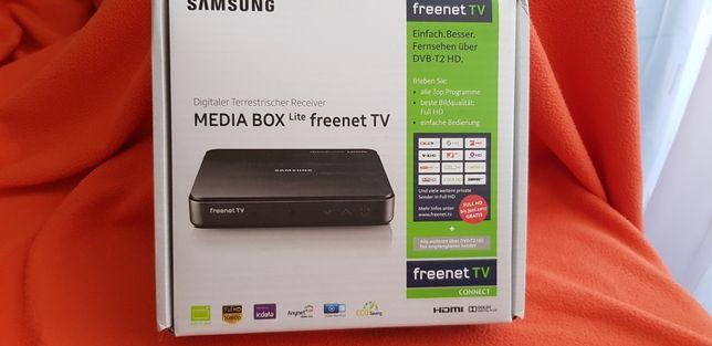 Tuner DVBT2, HbbTV, H.265