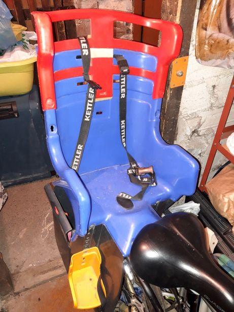 Fotelik na rower Kettler