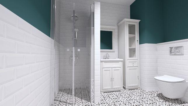 OBI Drzwi wnękowe prysznicowe Corta 70x190 998zł. obniżka z 1479zł.