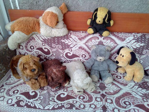Мягкие игрушки СССР