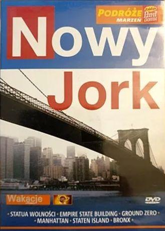 Przewodnik Nowy York DVD New York !