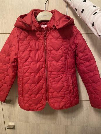 Курточка Chicco для девочки 4 года, рост 104