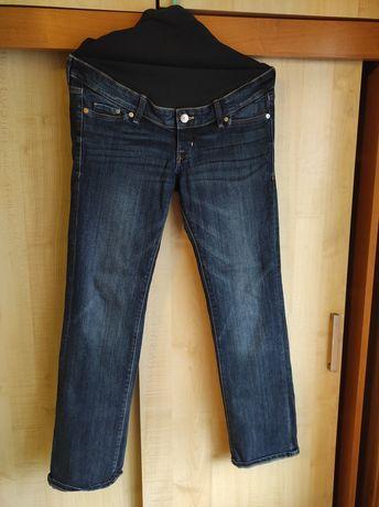 Spodnie ciążowe jeans H&M rozmiar 38