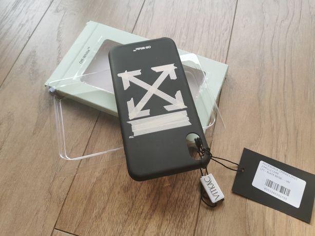 OFF White pokrowiec Etui iPhone XS Max  nowe oryginał