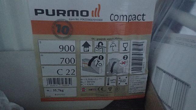 PURMO C22 900x700 fabrycznie zapakowany