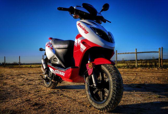Vendo scooter Keeway-f-act racing 50cc