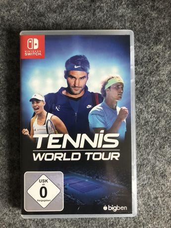 Gra Tennis World Tour Nintendo Switch