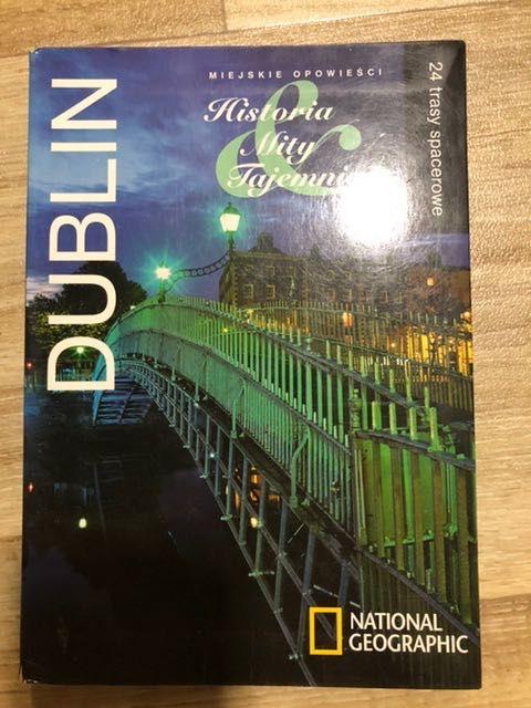 Dublin Miejskie opowiesci Przewodnik Warszawa - image 1