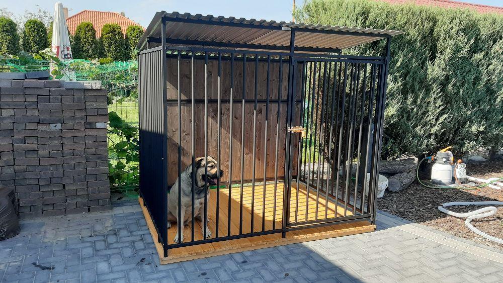 Kojec, legowisko, zagroda dla psa. Duże lub małe. Wiaty, schowki.itp..
