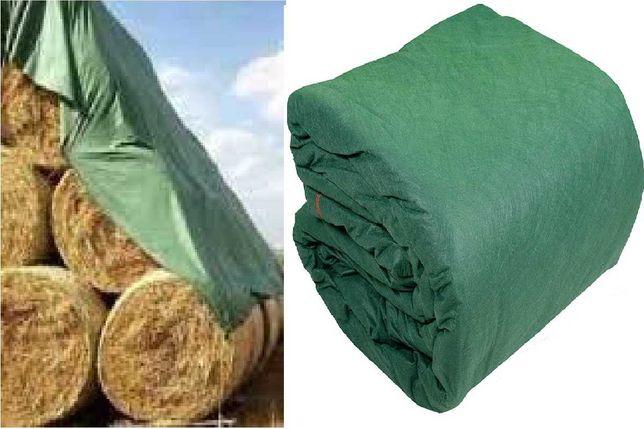 Plandeka, fliz agrowłóknina 10,4x12,5 tkanina na sterty NIEMIECKI fliz