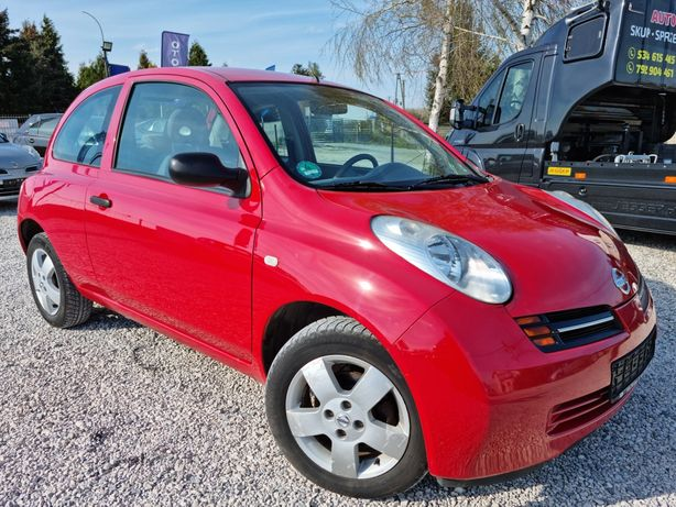 Nissan Micra 2006 Rok!!! klima!! Benzyna!!!