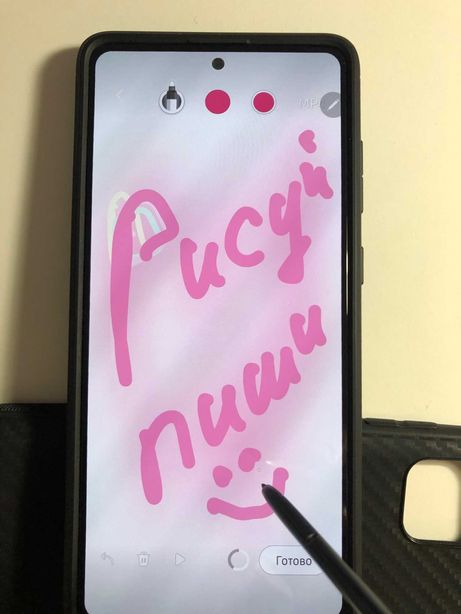 Продам Samsung Note 10 lite со стилусом
