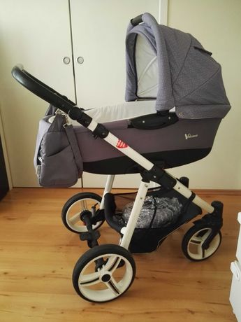 Wózek 2w1 Bebetto Vulcano