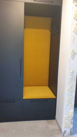 Panel Panele tapicerowane Wnęki Garderoby Sypialnie na wymiar