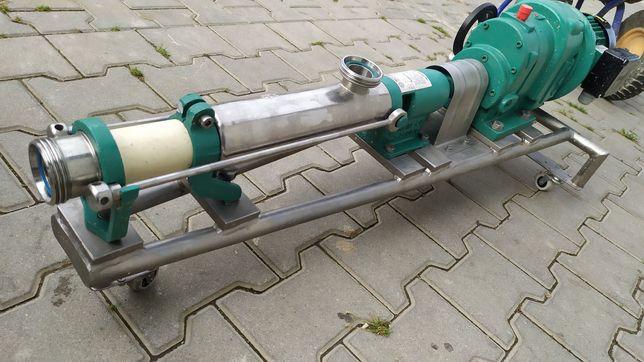 Pompa srubowa NETZSCH Typ-NL20