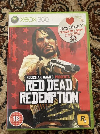 Gra Red Dead Redemption na Xbox 360 one s x i series s x