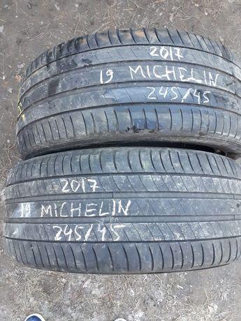 Шины Michelin 245/45 r19