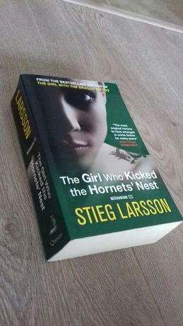 The Girl Who Kicked the Hornet's Nest/Stieg Larsson