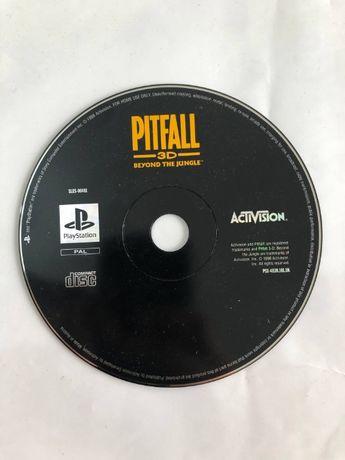 Pitfall 3D beyond the jungle