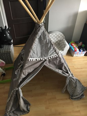Sprzedam piękny namiot tipi handmade