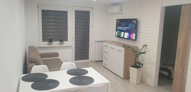 Mieszkanie 37m2 klima smart tv pralka zmywarka