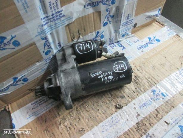 Motor de arranque REF714 FORD / GALAXY / 2002 / 1.9 TDI /
