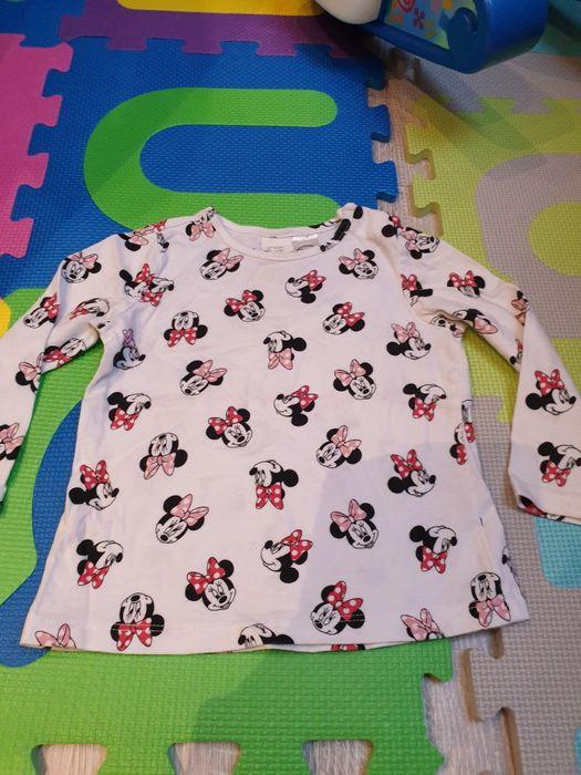 Bluzka bluzeczka h&m 80 cm miki mickey mouse Gorzów Wielkopolski - image 1