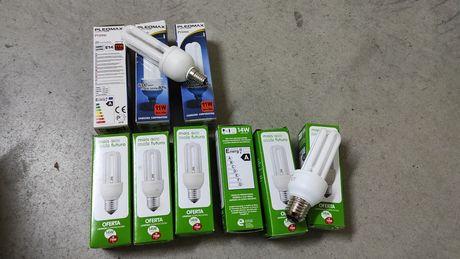 Lâmpadas economizadoras E14 11W