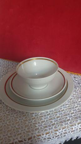 Antyk .Filizanka zestaw  porcelana niem. lata 50te Stadtlengsfeld.