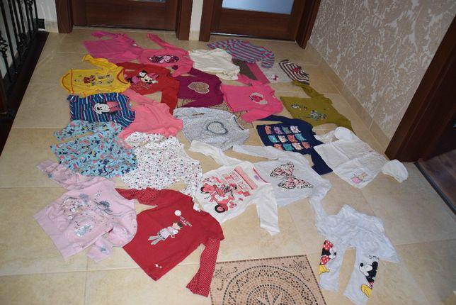 ubranka dla dziewczynki 3-4 lata