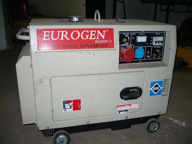 Gerador Eurogen IR5000S-3