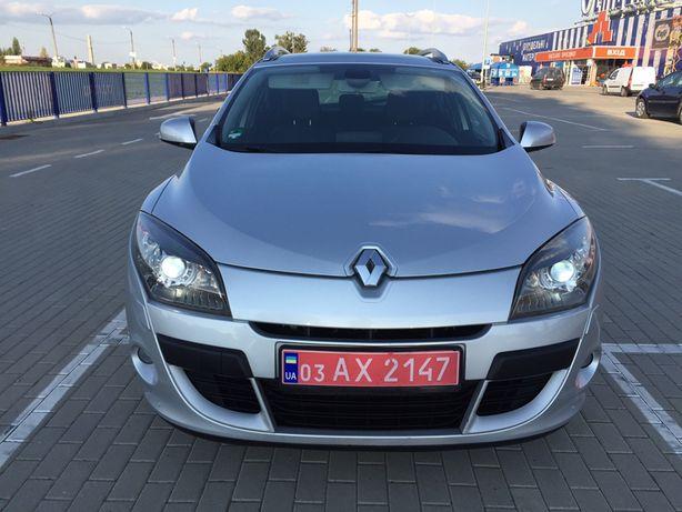 Renault megan 3 initiale