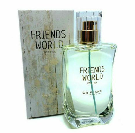 Woda Friends World Oriflame