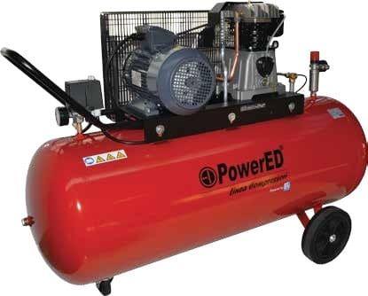 Compressor de Correias - 270 Litros AB300-525