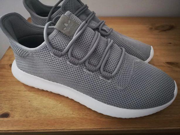 Nowe Adidas 44 rozmiar 27cm wkładka szare odsprzedaż normalnie 249zl