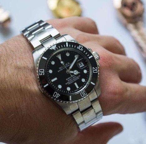 Мужские часы Rolex Submariner, чоловічий годинник Ролекс
